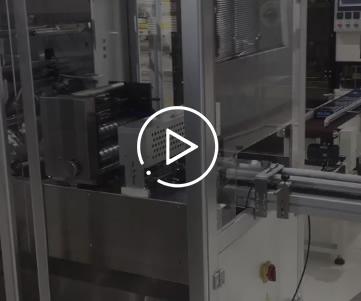 BTB-300S three-dimensional packaging machine