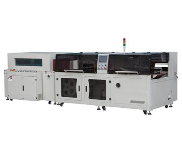 BTH-450GS+BM-500L 全自动高速往复式热收缩包装机