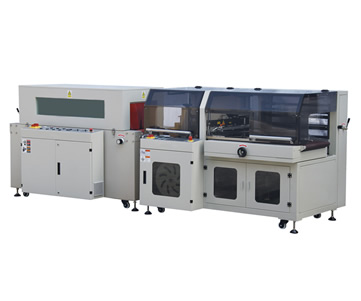 BTH-700+BM-700L型 全自动边封热收缩包装机